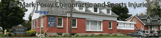 Dr Mark Poray Chiropractic and Sports Injuries