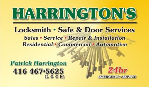 Harrington's Locksmith