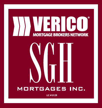Verico SGH Mortgages Inc.