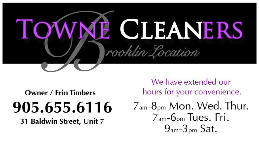 Towne Cleaners - Brooklin Location