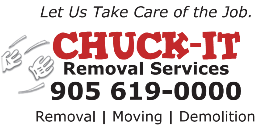 Chuck-It Junk Removal Services